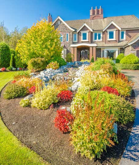 Beautiful Finish Landscaping Inc. Landscape Design