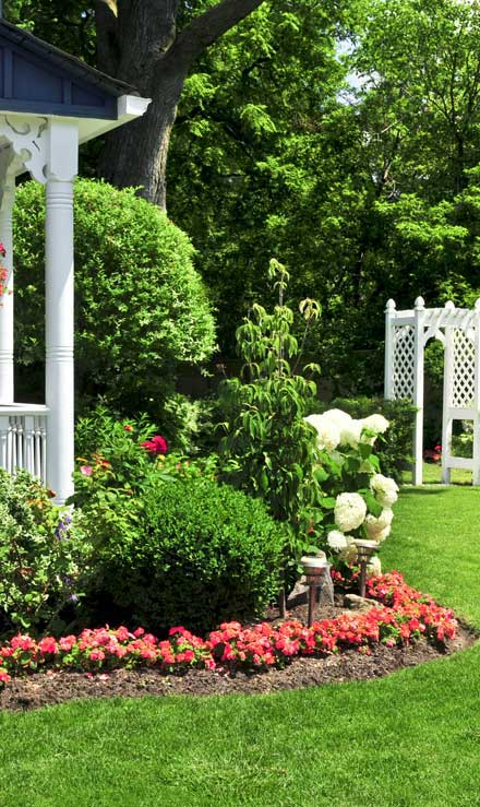 Beautiful Finish Landscaping Inc. Residential Landscaping
