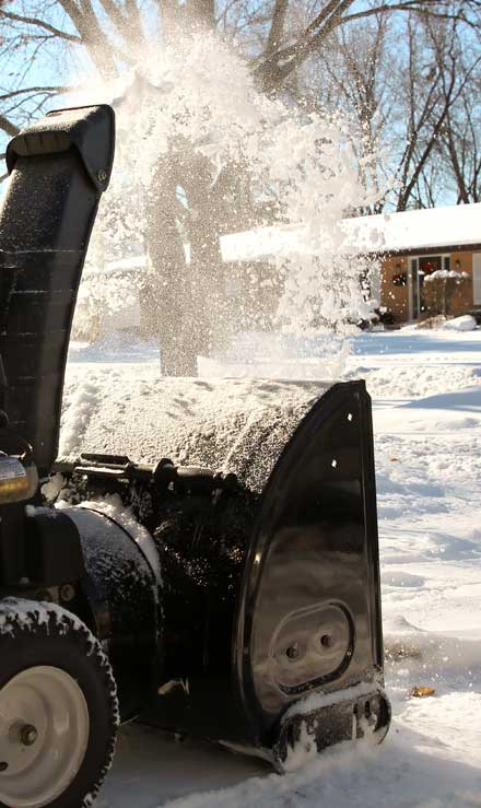 Beautiful Finish Landscaping Inc. Residential Snow Removal
